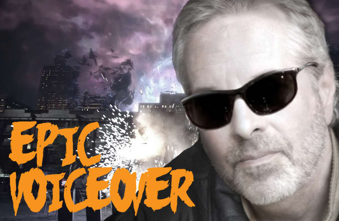 make a big voice epic movie trailer style voiceover