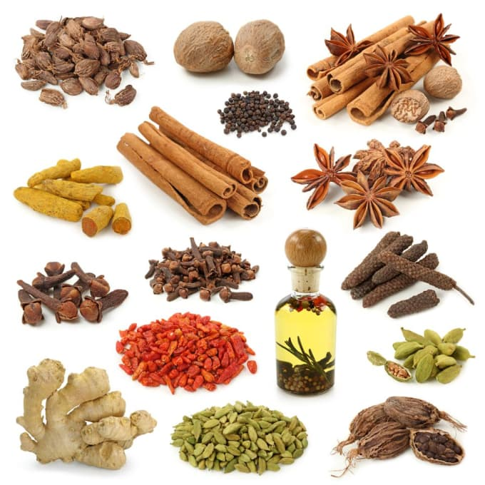 Get the spices for you by Melwynwilliams