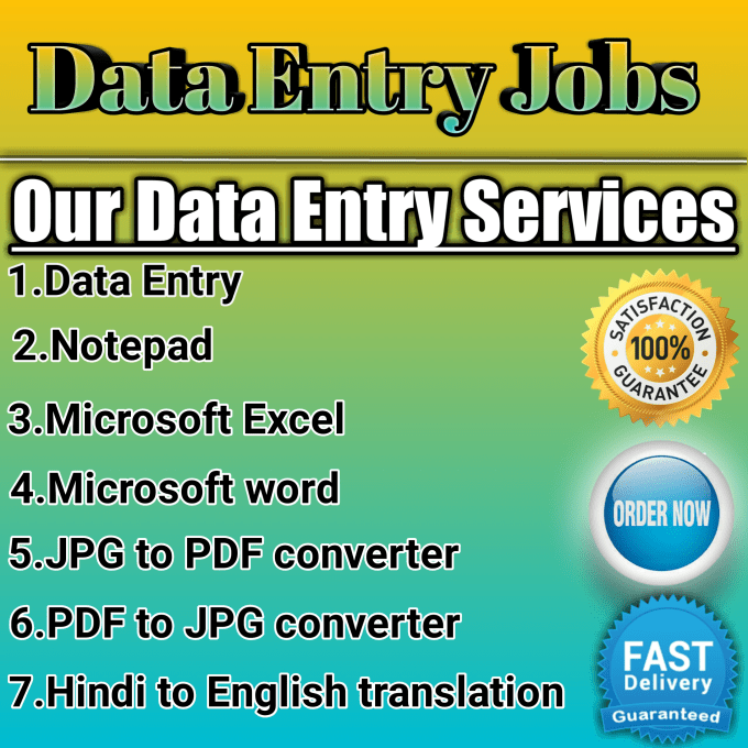 do typing jobs ms excel word all time by nainuramgodara