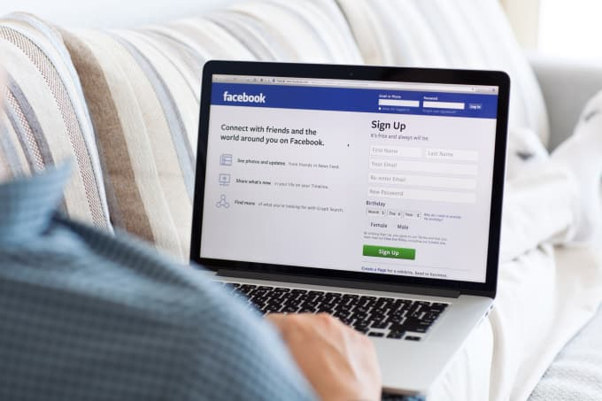 create a facebook page for your business or website with a unique name