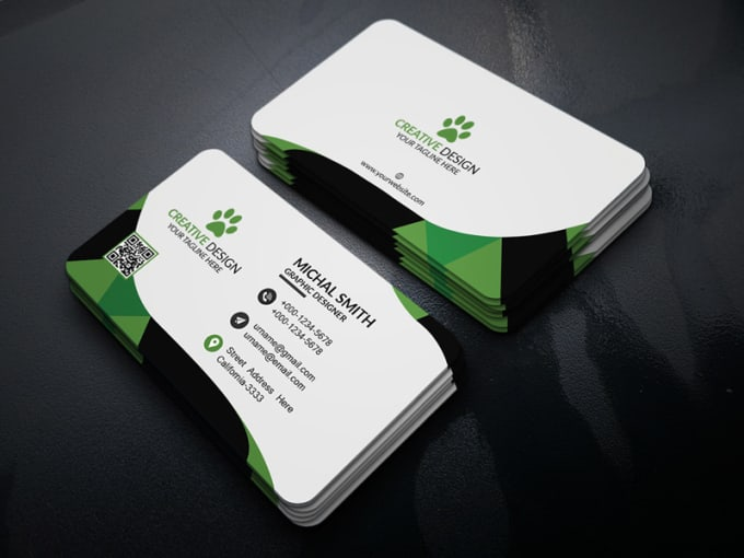 design simple and classy business cards - Classy Business Cards