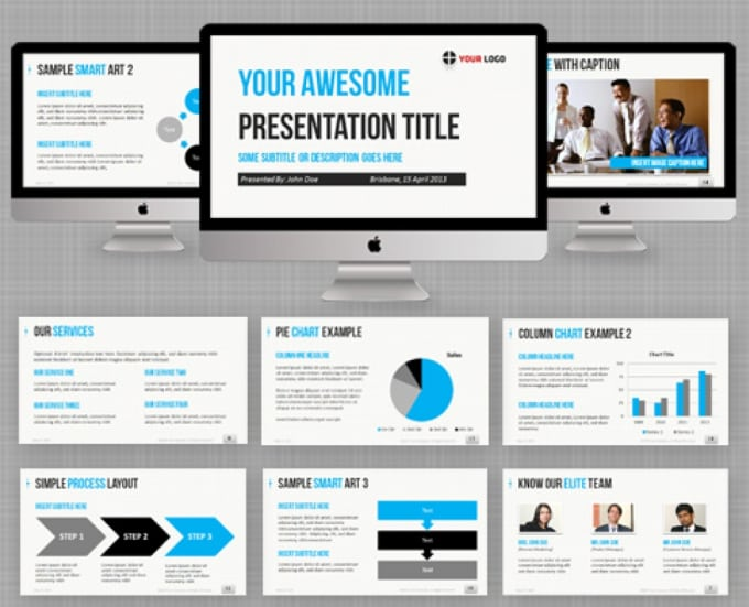 do powerful presentations and business consulting