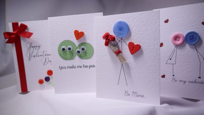 Create a cute personal valentines card or any other greetings cards create a cute personal valentines card or any other greetings cards m4hsunfo