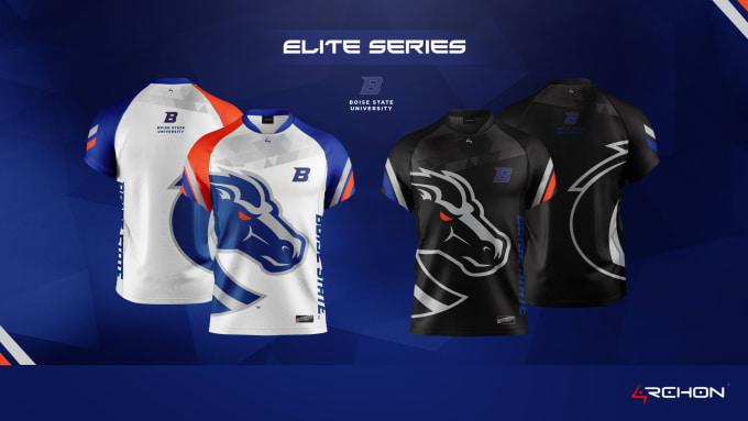 design custom jersey designs