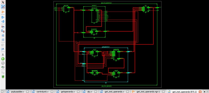 do verilog coding and simulation in xilinx