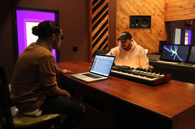 hip hop music producer