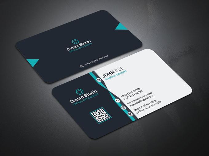 Design creative modern business cards letterhead design eye catching business cards and letterhead colourmoves