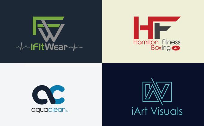 design you two letter logo