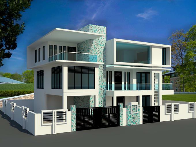 3d Rendering,home Design,floor Plan, Autocad,sketchup