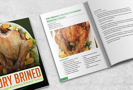 Chilipeno recipe food wordpress theme food retail recipe template design an attractive cook book or recipe book layout design forumfinder Images