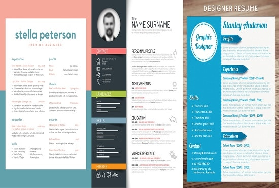 Design Best Resumes And Cover Letters For U