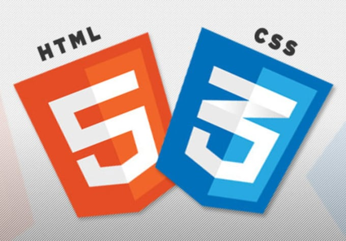 how to create a webpage using html css and javascript