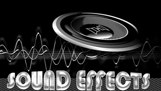 do you need new effects for your audios
