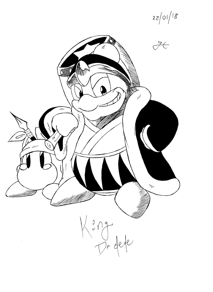 Draw Your Favorite Nintendo Character By Gabotovar