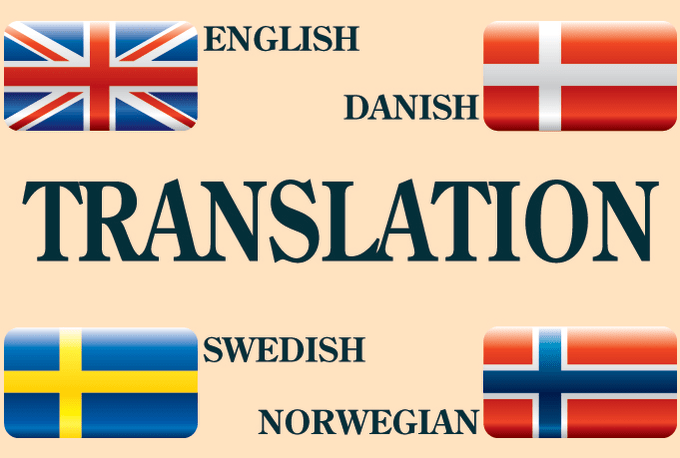 translate norsk english