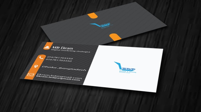 Design professional business card within one day by almasud04 design professional business card within one day colourmoves