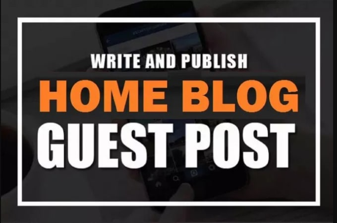 guest post on HQ home improvement blog