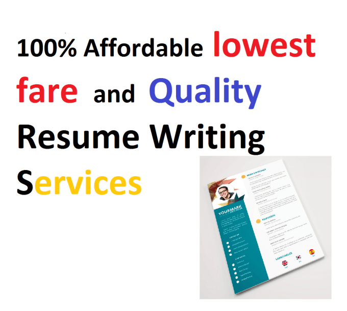 Expert in resume cv, bio data , and cover letters by Sirajstallone