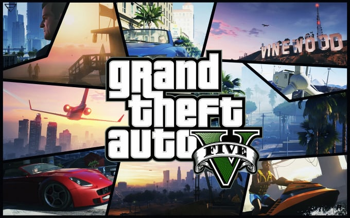 play gta v online PC with you
