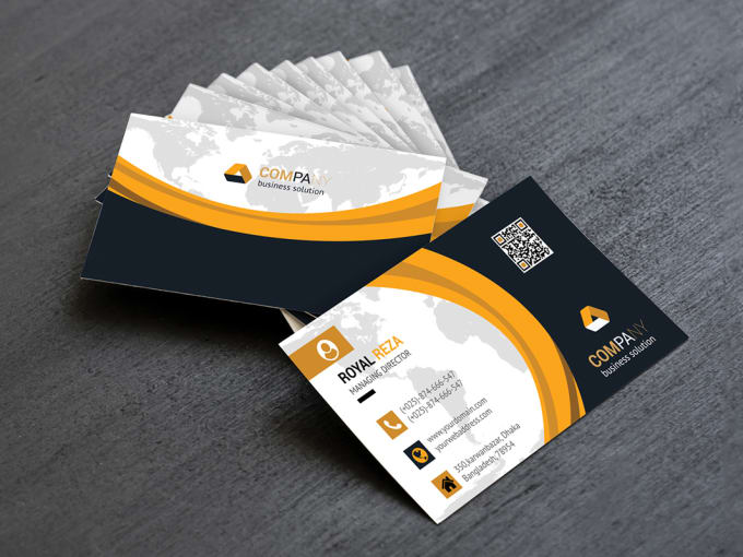 I will design an exclusive business card fiverr design exclusive luxury business card for you colourmoves