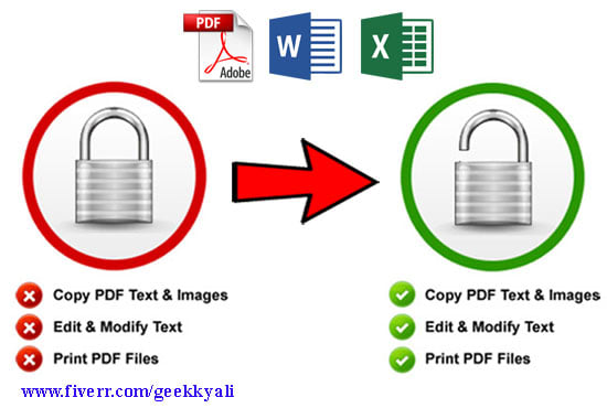 how to remove read only from word without password