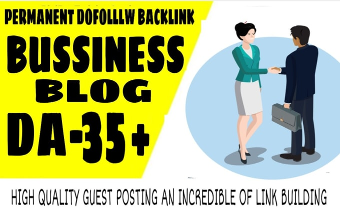do guest post in da 35 business blog