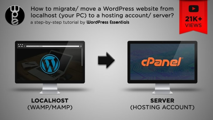 aliraza184 : I will migrate your website one server to another server for  $10 on www fiverr com