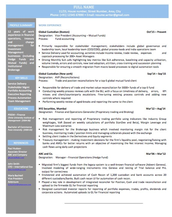 hedge fund cover letter - Suzen.rabionetassociats.com