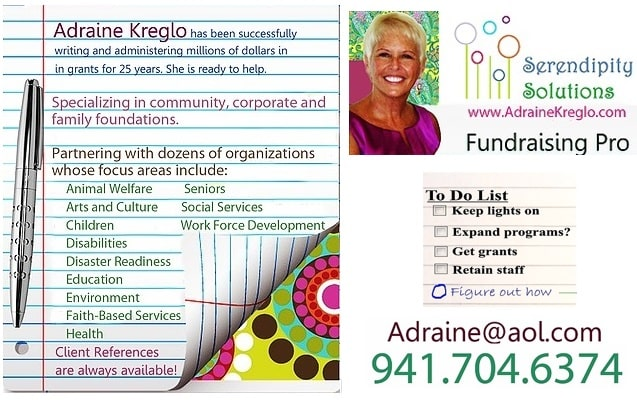 write corporate grants for your 501c3 organization