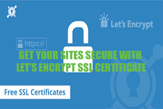 letsencrypt free SSL on wordpress with greenpad lock ssl