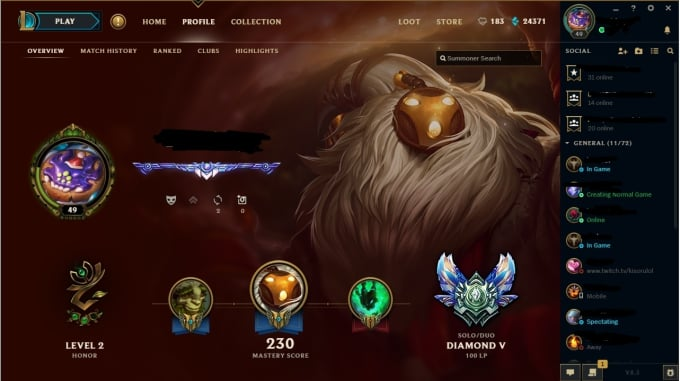 wes5288 : I will coach you at the support role in league of legends for $20  on www fiverr com