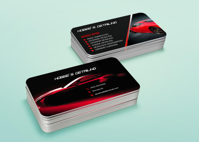 design your business card or membership card