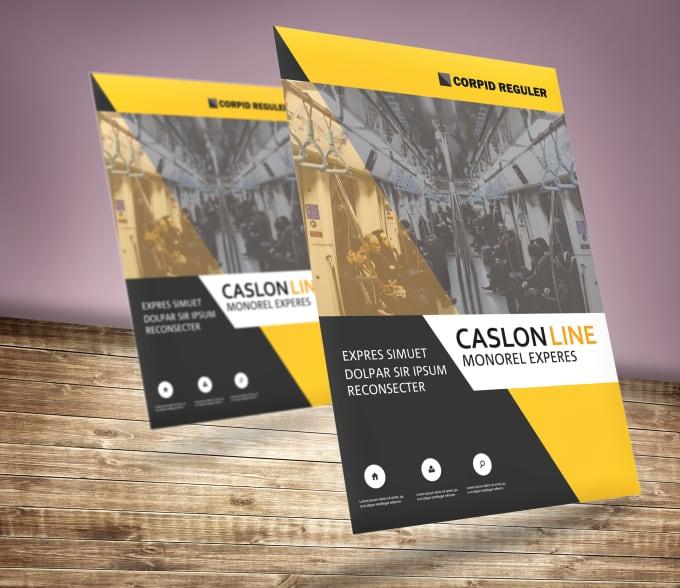 design perfect flyer designs in 24 hours by radevas