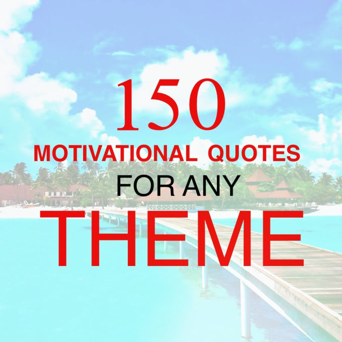 creat 150 success motivational image quotes for any theme by