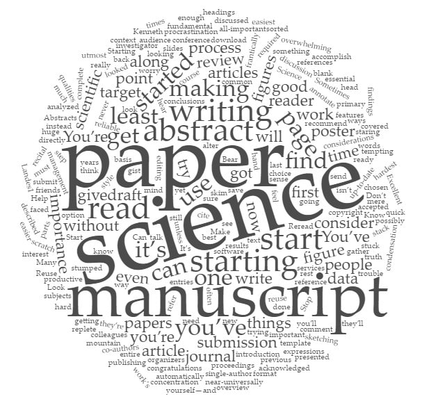 Image result for scientific manuscript