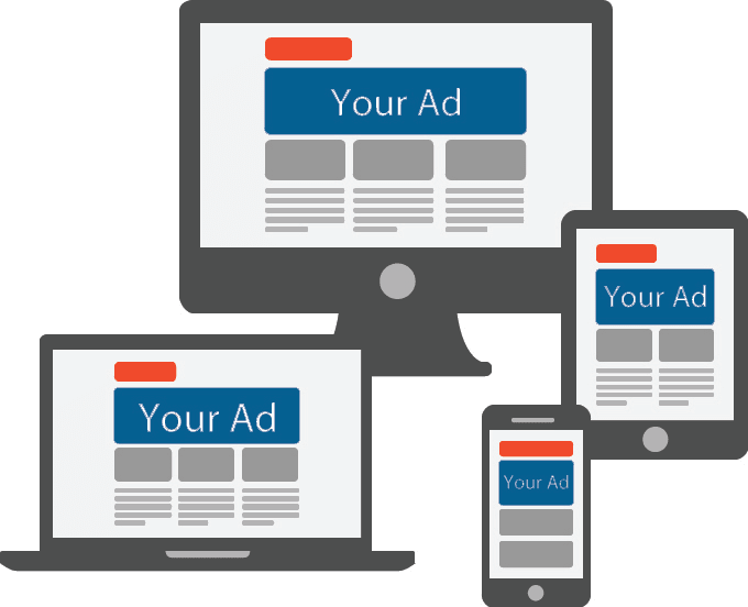 display your ads on my website