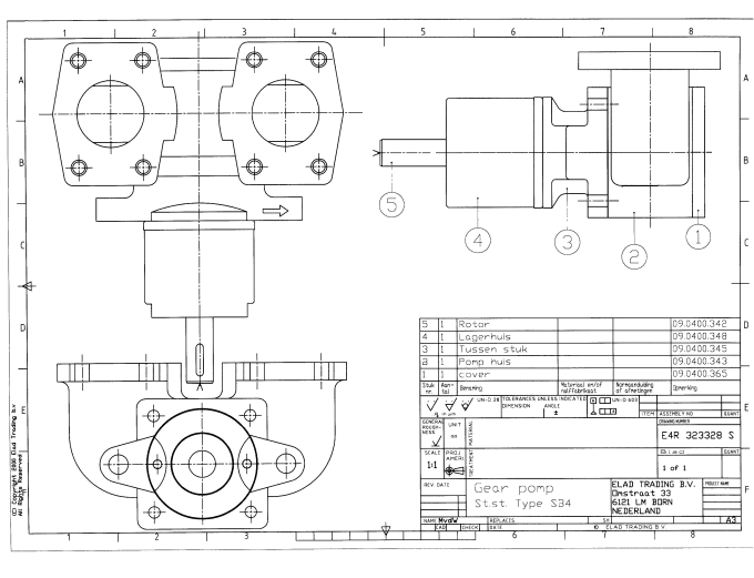 do 2d and 3d model design in autocad with source file