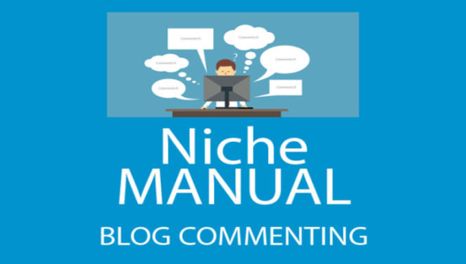 make quality niche related blog comments on low obl unique sites