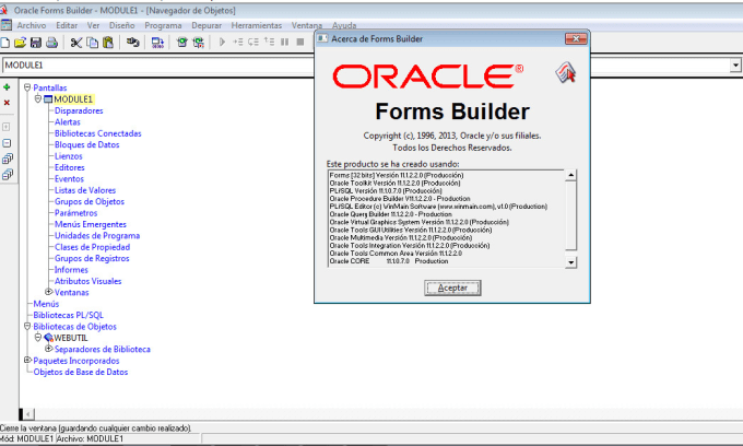 ⭐ Instalar oracle forms 11g in windows 10 | Forms and