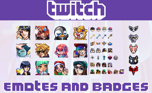Madison : Twitch emote guidelines affiliate