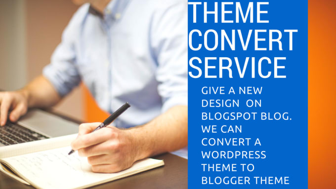 Convert a wordpress theme to a blogger theme by Lone_parashar