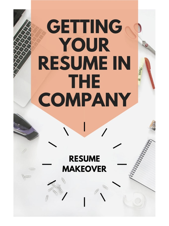 Redo Your Resume Super Fast