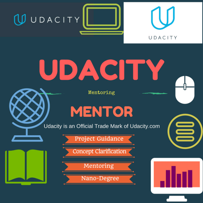be your mentor for udacity projects