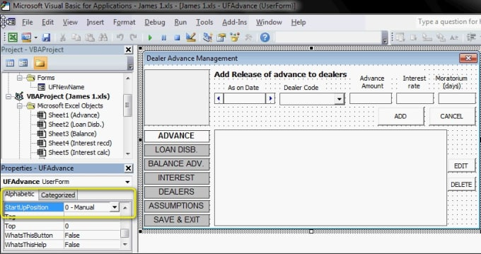 do make macro excel for your automation report