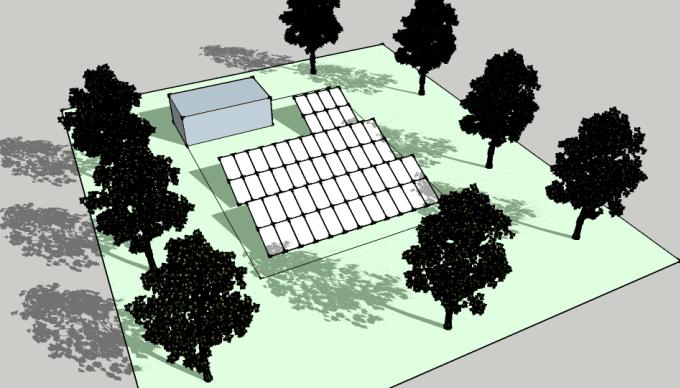 saikat89 : I will provide solar power plant design for $20 on www fiverr com