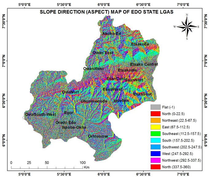 Gis and remote sensing to create different analysis by ...  Kinds Of Maps on
