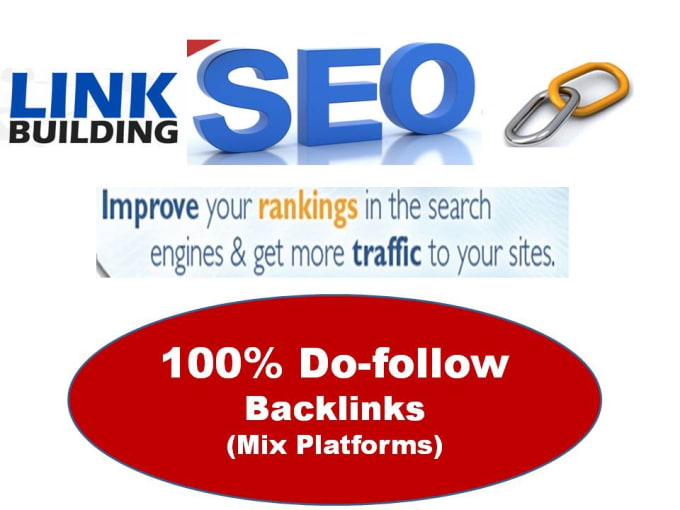 create dofollow SEO backlinks,boost your site in high rank