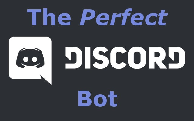 create a custom discord bot that is really fast and stable
