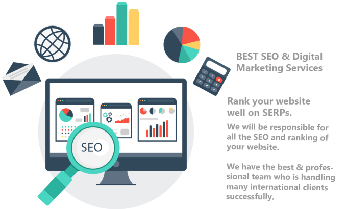 put rocket fuel in your website by seo, be first on serps