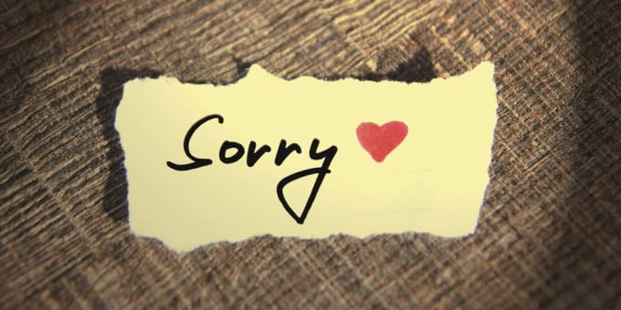 Write a heartfelt apology letter or a strong complaint by abdallah005 write a heartfelt apology letter or a strong complaint expocarfo Gallery